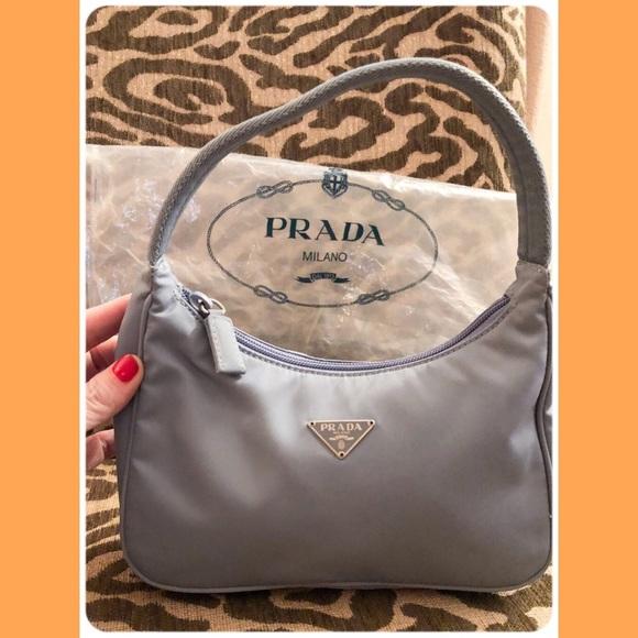 16646a8327ed Prada Bags | Small Tessuto Sport Nylon Bag | Poshmark